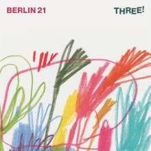 Berlin 21: Three!, CD