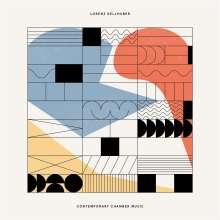 Lorenz Kellhuber (geb. 1990): Contemporary Chamber Music, CD