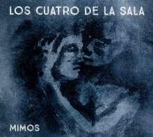 Los Cuatro De La Sala: Mimos (Club Des Belugas & Jojo Effect Remixes), CD