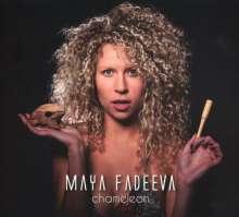 Maya Fadeeva: Chameleon, CD