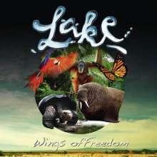 Lake (Pop): Wings Of Freedom, CD