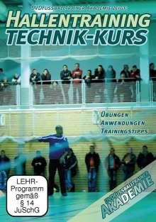 Hallentraining Technik-Kurs, DVD