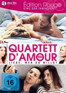 Quartett d'Amour - Liebe wen du willst, DVD