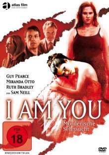 I Am You - Mörderische  Sehnsucht, DVD