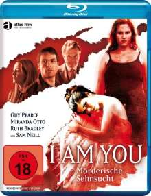I Am You - Mörderische  Sehnsucht (Blu-ray), Blu-ray Disc