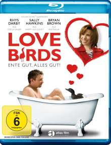 Love Birds (Blu-ray), Blu-ray Disc