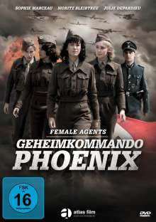 Female Agents, DVD