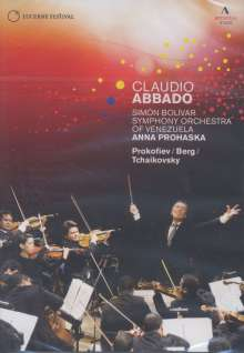 Claudio Abbado - Lucerne Festival at Easter, DVD