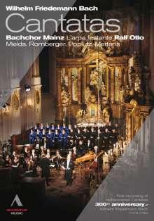 Wilhelm Friedemann Bach (1710-1784): Kantaten, DVD