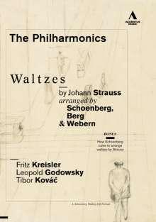 The Philharmonics - Waltzes, DVD