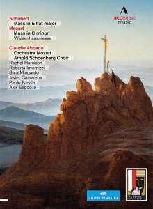 Claudio Abbado - Salzburger Festspiele 2012, DVD