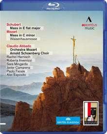 Claudio Abbado - Salzburger Festspiele 2012, Blu-ray Disc