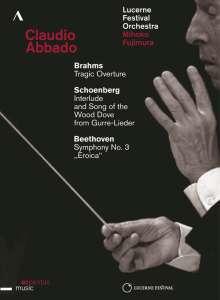 Claudio Abbado - Lucerne Festival 2013, DVD