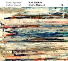 Rudi Stephan (1887-1915): Groteske für Violine & Klavier, CD