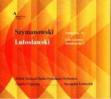 Witold Lutoslawski (1913-1994): Symphonie Nr.4, CD