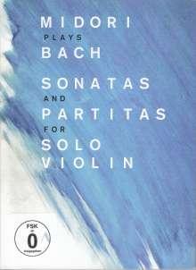 Johann Sebastian Bach (1685-1750): Sonaten & Partiten für Violine BWV 1001-1006, 2 DVDs