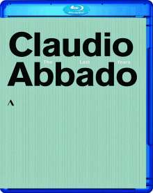 Claudio Abbado - The Last Years, 6 Blu-ray Discs