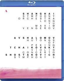 Shanghai Symphony Orchestra, Blu-ray Disc