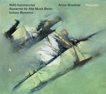 Anton Bruckner (1824-1896): Requiem, CD