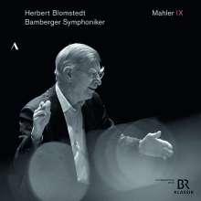 Gustav Mahler (1860-1911): Symphonie Nr.9, 2 CDs