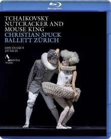 Zürcher Ballett - Nussknacker & Mäusekönig (Tschaikowsky), Blu-ray Disc
