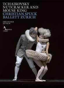 Zürcher Ballett - Nussknacker & Mäusekönig (Tschaikowsky), DVD