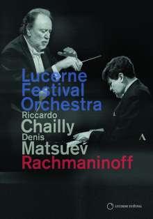 Lucerne Festival Orchestra - Rachmaninoff, DVD