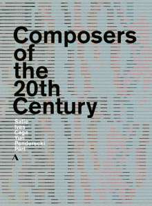 Composers of the 20th Century, 7 DVDs