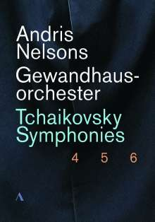 Andris Nelsons  - Live at the Gewandhaus Leipzig 2018/2019, 3 DVDs