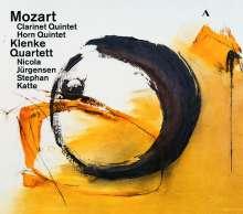 Wolfgang Amadeus Mozart (1756-1791): Hornquintett KV 407, CD