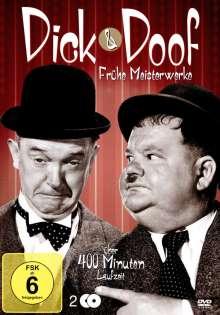Dick & Doof - Frühe Meisterwerke, 2 DVDs