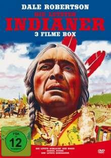 Die letzten Indianer (3 Filme Box), DVD
