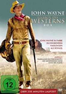 John Wayne - Legende des Westerns (3 Filme), DVD