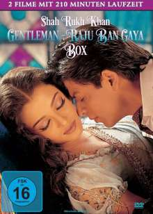 Raju Ban Gaya Gentleman / SRK & Friends, DVD