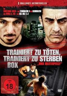 Trainiert zu töten, trainiert zu sterben (3 Filme Box), DVD