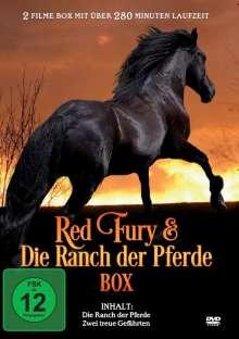 Red Fury / Die Ranch der Pferde, DVD