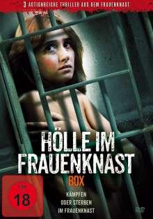 Hölle im Frauenknast - Box (3 Filme), DVD