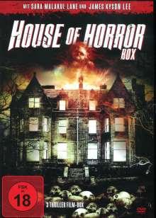 House of Horror Box, DVD