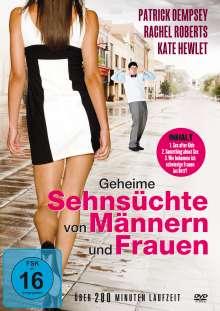 Geheime Sehnsüchte von Männern und Frauen (3 Filme), DVD