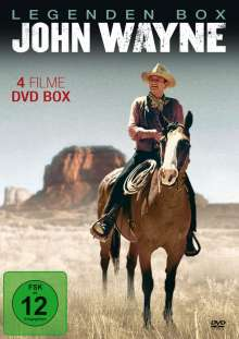 John Wayne - Legenden Box, DVD