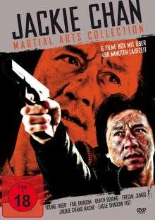 Jackie Chan Martial Arts Collection (6 Filme auf 2 DVDs), 2 DVDs