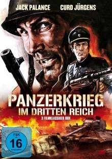 Panzerkrieg im Dritten Reich (3 Filme Box), DVD