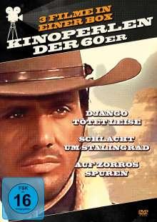 Kinoperlen der 60er (3 Filme), DVD