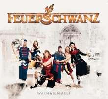 Feuerschwanz: Walhalligalli, CD