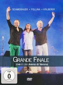 Werner Schmidbauer, Pippo Pollina & Martin Kälberer: Grande Finale: Live in der Arena di Verona 2013, 2 DVDs