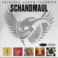 Schandmaul: Original Album Classics, 5 CDs