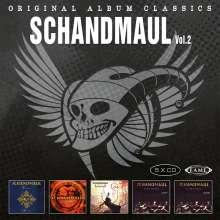 Schandmaul: Original Album Classics Vol. 2, 5 CDs
