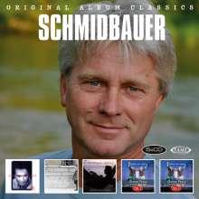 Werner Schmidbauer: Original Album Classics Vol.1, 5 CDs