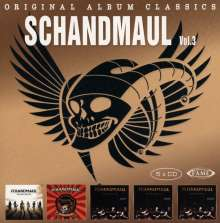 Schandmaul: Original Album Classics Vol.3, 5 CDs