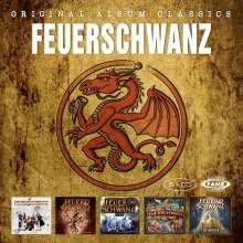 Feuerschwanz: Original Album Classics, 5 CDs